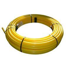 20mm pe service du gaz tuyau 20mm x 50m + gratuit ecv & & & free compteur de gaz boîte adaptateur