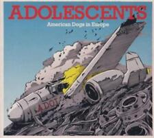 American Dogs In Europe (EP) - Adolescents (2012) CD wie NEU!!!