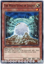 SDBE-EN013 The White Stone of Legend 1st Edition Mint YuGiOh Card