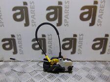 VAUXHALL ASTRA SRI 1.6 2012 PASSENGER SIDE REAR DOOR LOCK BLOCK