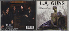L.A. GUNS HOLLYWOOD FOREVER CD TRACII GUNS PHIL LEWIS SLEAZE