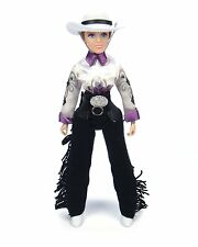 "Breyer Taylor Cowgirl 8"" Doll Traditional 1:9 Scale No.541"