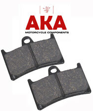 Front Brake pads : Yamaha YZF600 R Thunder cat 1996 to 2003 Thundercat