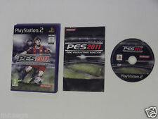 PRO EVOLUTION SOCCER 2011 PES11 for the PLAYSTATION 2