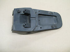 BMW R1100GS raer mud guard license plate holder