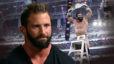 ZACK RYDER WWE  WRESTLING PICTURE PRINT A3 260GSM