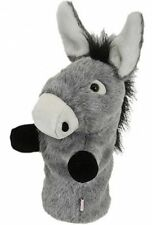 Donkey Golf Animal Headcover - Driver Head Cover Daphnes Golf Club Cover