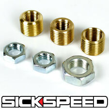SICKSPEED SHIFT KNOB ADAPTOR STANDARD THREAD KIT SET FOR 1/2-20 3/8-16 3/8-24