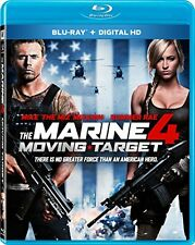NEW Marine 4: Moving Target, The Blu-ray w/ Dhd