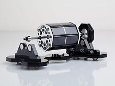 Mendocino Motor   8-faces solar Levitron Neodymium educational model stirling
