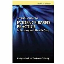 Introduction To Evidence-Based Practice In Nursing And Health Care, Porter-O'Gra