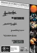 Apocalypse Now, Outsiders, American Graffitti, Rumble Fish, Cotton Club,Conversa