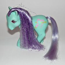 Mein kleines Pony Herzkuss Kiss and Make Up Herz Glitzer Vintage My little G1 10