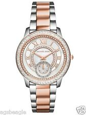 Michael Kors Watch MK6288 Madelyn Mother of Pearl Two Tone Stainless Agsbeagle