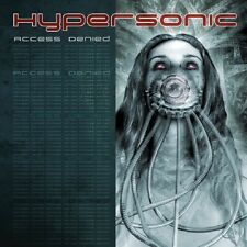 Hypersonic  ‎– Access Denied full on  israeli psy trance 2007 new & sealed RARE