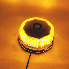 240 LED Amber Magnetic Strobe Emergency Warning Mini Beacon Flashing Light