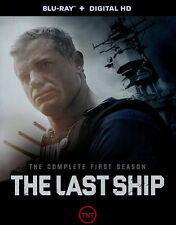The Last Ship: The Complete First Season (Blu-ray Disc, 2015, 2-Disc Set)