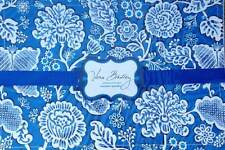 NWT Vera Bradley Under Cover Adjustable Laptop Skin in Blue Lagoon Pattern