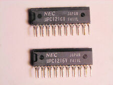 "UPC1216V  ""Original"" NEC 19P ZIP IC  2  pcs"