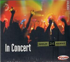 In Concert Various Artist 24 Carat Zounds Gold CD NEW Sealed Audio's Au. Vol. 17