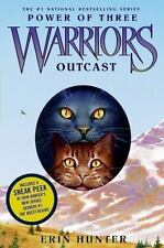 Warriors Power of Three Ser.: Outcast 3 by Erin Hunter (2008, Hardcover) 12516