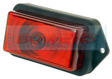 RUBBOLITE / TRUCK-LITE MODEL M550 550/02/00 RED REAR MARKER LAMP LIGHT