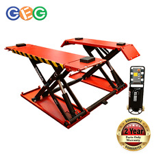 "Eurotek MRS3 Mid rise scissor lift ""Single Phase Power"" mobile kit not included"