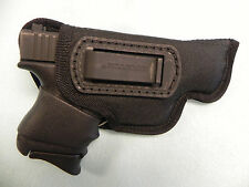 Nylon Concealment gun holster- Compacts; Glock,S&W shield,XDS,beretta nano,MORE
