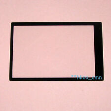 Panasonic Lumix DMC-LX3 Outer TFT LCD Screen Display Window Glass Repair +TAPE
