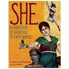 NEW - She: A Celebration of Greatness in Every Woman