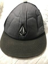 Volcom Diamond Gray SnapBack Baseball Cap
