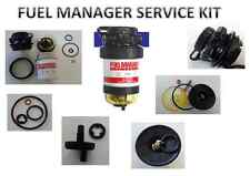 FORD PX RANGER 2.2L FUEL MANAGER SERVICE KIT. 4 PIECE KIT FREE FUEL TREATMENT