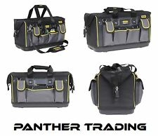 "Stanley FatMax™ Open Mouth Rigid Tool Bag 50cm / 20"" Internal & External Pockets"