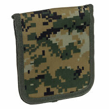 Voodoo Tactical Olive Drab Travel Passport Holder Army Green Neck Wallet 25-0026