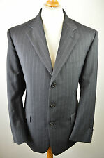 Premium men's Hugo Boss Angelico virgin wool fitted jacket size 50 40 regular