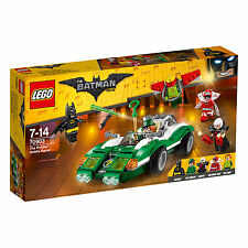 70903 LEGO Batman Movie The Riddler Riddle Racer 254 Pieces Age 7-14 New 2017!