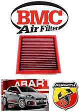 BMC FILTRO ARIA SPORTIVO AIR FILTER ABARTH GRANDE PUNTO 1.4 TURBO T-JET 07 08 09