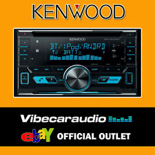 Kenwood DPX5000BT-Double Din CD MP3 USB Stereo Bluetooth iPhone Ready Brand New
