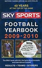 Sky Sports Football Yearbook 2009-2010 by Jack Rollin and Glenda Rollin...