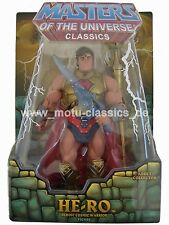 He-Ro ERSTAUFLAGE HeRo MOTU Masters of the Universe Classics NEU & OVP RAR MOC