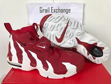 NEW Nike Air DT Max 316408-600 Deion Sanders Falcons 49ers Red DS RARE Size 12
