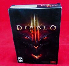 Diablo III 3 - Blizzard 2012 *new Sealed*