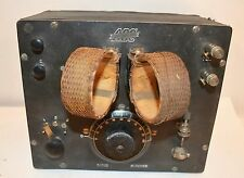 RARE 1922 JEWETT ABC STANDARDIZED CRYSTAL RADIO RECEIVER