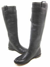 FRYE, PAIGE TALL RIDING CALF, WOMENS, SHN, DARK BROWN, US 6.5, EURO 39, N.I.B