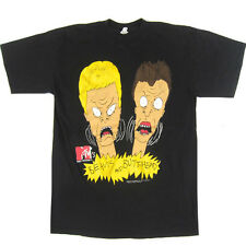 Vintage Beavis and Butthead MTV 1993 t-shirt America 90s
