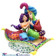 Disney Britto Aladdin 25th Anniversary 4055689 New 2016