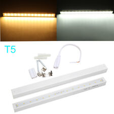 T5 28CM 3W White/Warm White LED Rigid Strip Tube Light AC 220V