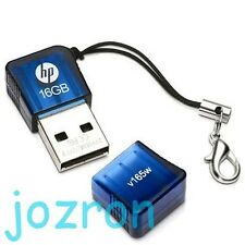 HP v165w 16GB 16G USB Flash Pen Drive Memory Disk Stick