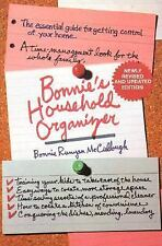 Bonnie's Household Organizer: The Essential Guide for Getting Control of Your H