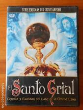 DVD EL SANTO GRIAL - LEYENDA Y REALIDAD DEL CALIZ DE LA ULTIMA CENA (V7)